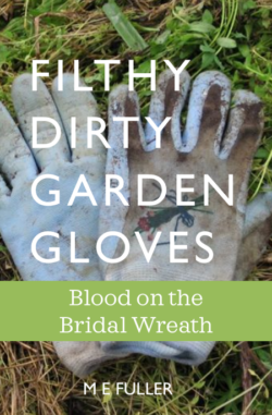 Book cover Blood on the Bridal Wreath