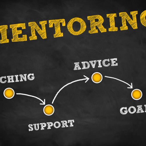 Mentoring graphic.